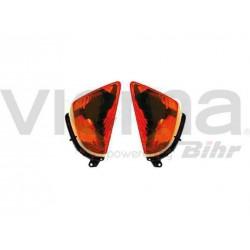 KIERUNKOWSKAZ MOTOCYKLOWY PRZEDNI LEWY HONDA VFR800 HONDA VFR 800 07- VICMA 11722