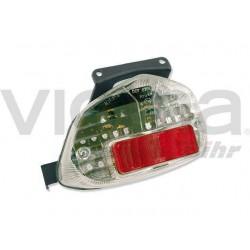 LAMPA TYLNA MOTOCYKL LED BIAŁA SUZUKI VICMA 8104