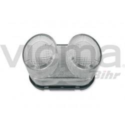 LAMPA TYLNA MOTOCYKL LED BIAŁA YAMAHA VICMA 8281 LED