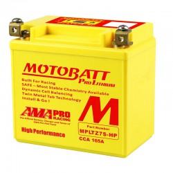 AKUMULATOR MOTOCYKLOWY 12V 4AH 280A P+ 141X70X107/107 LITHIUM LIFEPO4 LITOWO JONOWY CBC+PCB MOTOBATT MPLTZ7S-HP
