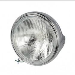 LAMPA MOTOCYKLOWA PRZÓD CHROM MOTOGUZZI AQUILA NERA 750 09- VICMA 7275