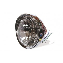 LAMPA MOTOCYKLOWA PRZÓD 190MM CHROM KYMCO VENOX 250 2004- VICMA 7995