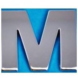 LITERKI SAMOPRZYLEPNE 3D LITERKA M
