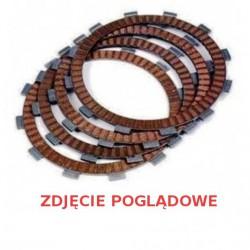 TARCZE SPRZĘGŁA MOTOCYKL HONDA GL 1500 GOLDWING 97-00  EBCCK1285