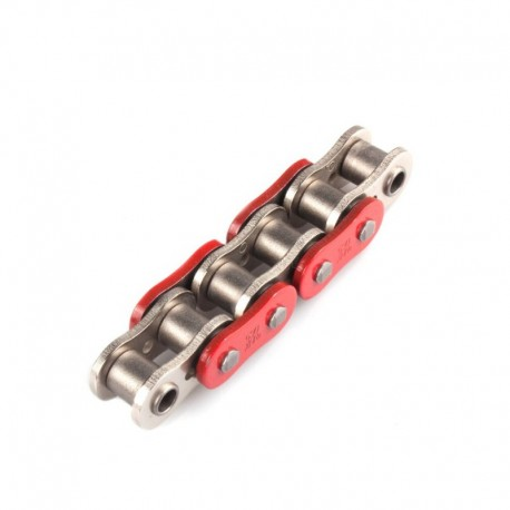ŁAŃCUCH NAPĘDOWY MOTOCYKLOWY XS-RING CZERWONY AFAM A530XHR2-R 122L