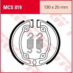 SZCZĘKI HAMULCOWE MOTOCYKL HONDA CR 125 R 82 TRW MCS819
