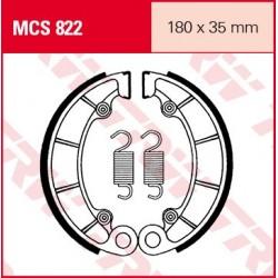 SZCZĘKI HAMULCOWE MOTOCYKL HONDA VT 1100 C SHADOW 94-98 TRW MCS822