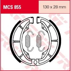 SZCZĘKI HAMULCOWE MOTOCYKL SUZUKI GS 125 95-00 KAWASAKI KX 250 81-82 TRW MCS855