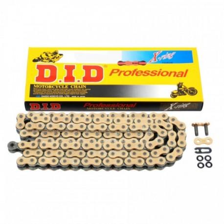 ŁAŃCUCH NAPĘDOWY MOTOCYKLOWY D.I.D 420D-142 OGNIW