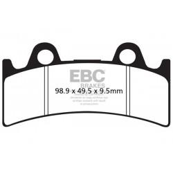 KLOCKI HAMULCOWE EBC EPFA190HH