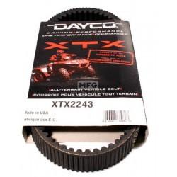 PASEK NAPĘDOWY ROZRZĄD ATV 29X847LE DAYCO XTX2243