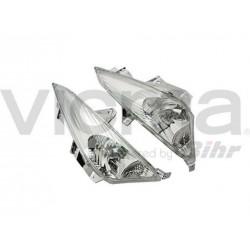KIERUNKOWSKAZ MOTOCYKLOWY PRZEDNI LEWY YAMAHA T-MAX 08 C LAMP VICMA 12079