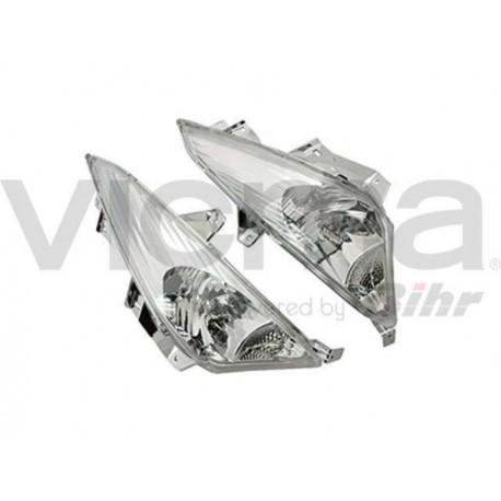 KIERUNKOWSKAZ MOTOCYKLOWY PRZEDNI PRAWY YAMAHA T-MAX 08 C LAMP YAMAHA XP T-MAX 500 08-11 VICMA 12080