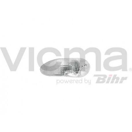 KIERUNKOWSKAZ MOTOCYKLOWY PRZEDNI PRAWY SZKŁO KIERUNKOWSKAZU GILERA STALKER 50 97-10 VICMA 8333
