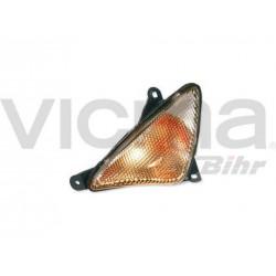 KIERUNKOWSKAZ MOTOCYKLOWY PRZEDNI LEWY CLEAR YAMAHA XP T-MAX 500 01-07 VICMA 9852